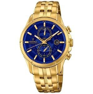 Gold chrono