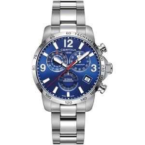 Certina DS Podium Chronograph GMT C034.654.11.047.00