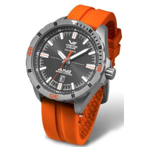 Vostok Europe Almaz Space Station NH35-320H263S-O
